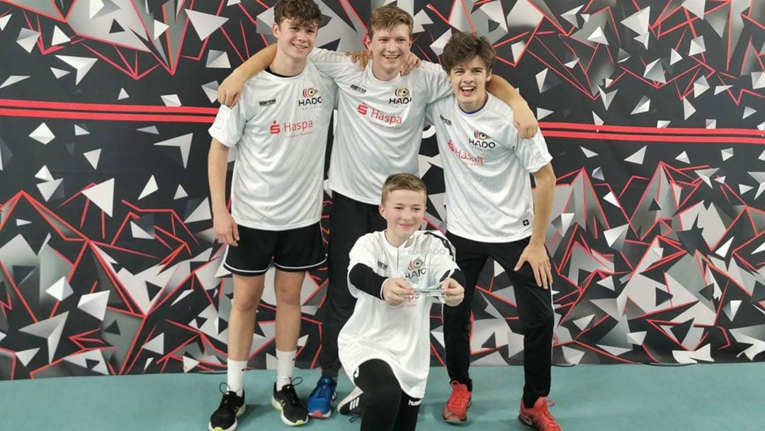 German HADO Championship Rocks the Hamburg Company Games 2020