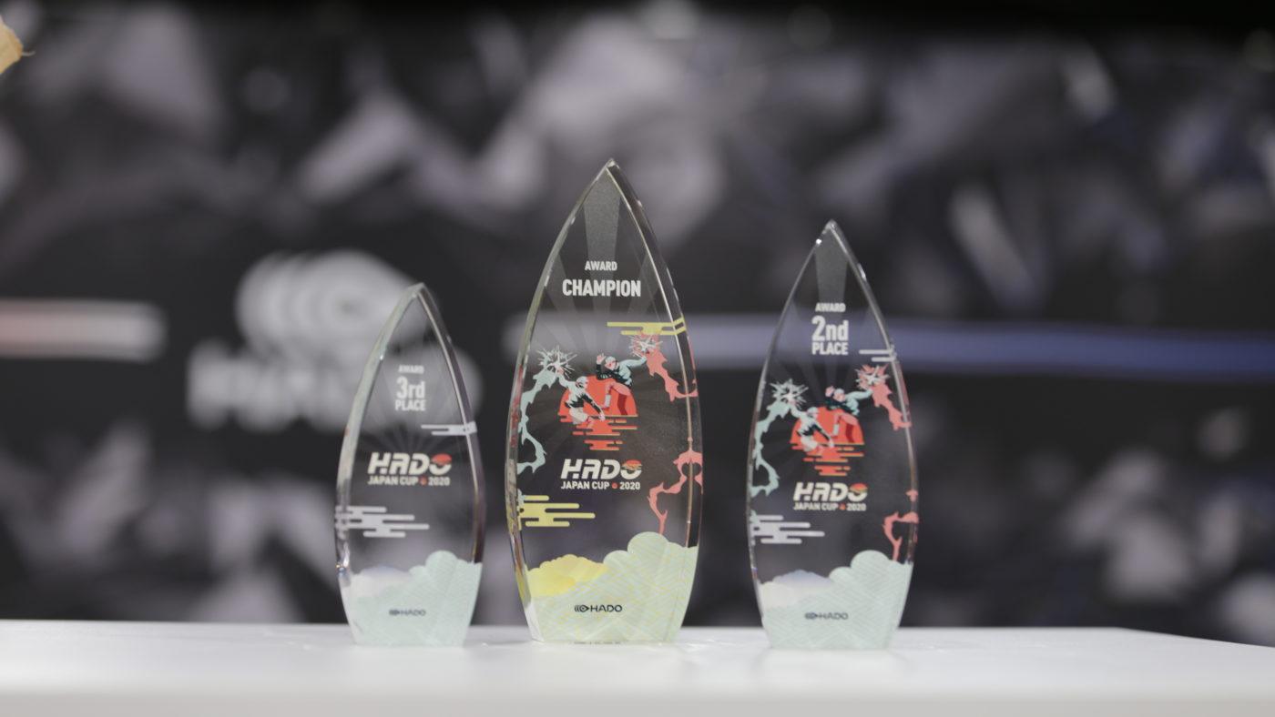 Arc-A's Win HADO JAPAN CUP 2020!