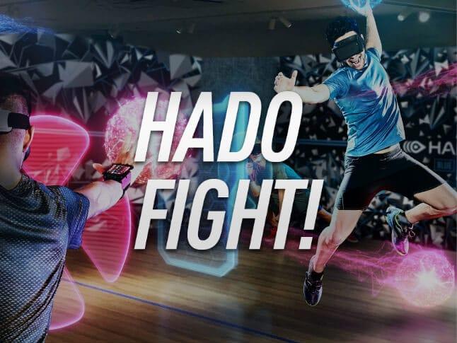 Play HADO