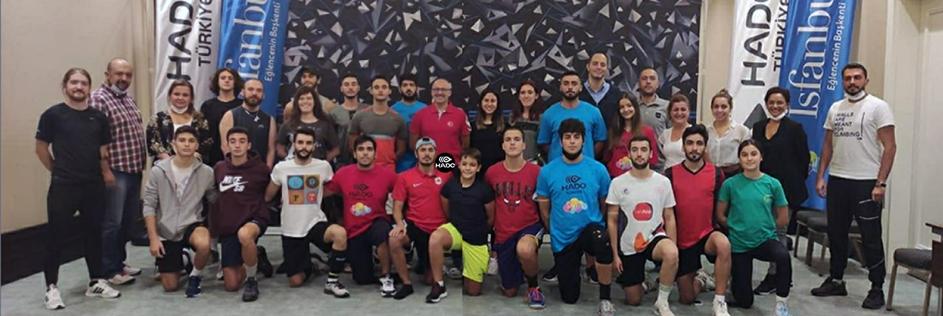 HADO Turkey National Team Drafts Players on October 2, 2020